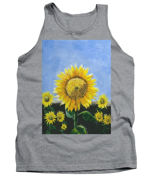 Sunflower Series One Tank Top