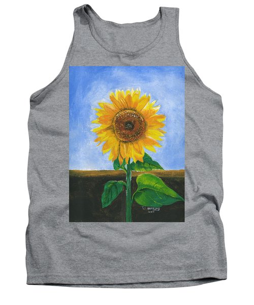 Sunflower Series Two Tank Top