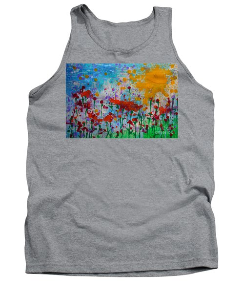 Sunny Day Tank Top by Jacqueline Athmann