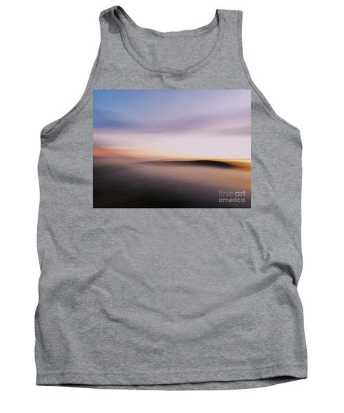 Tank Top featuring the photograph Sunset Island Dreaming by Andy Prendy
