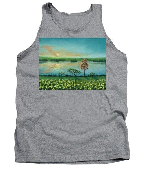 Sunset Lake B Tank Top