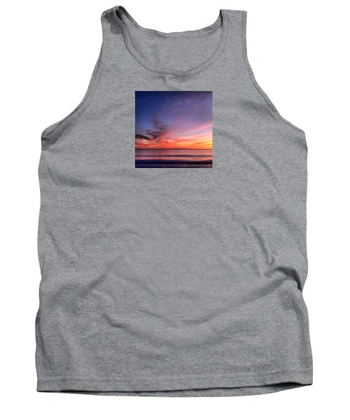 Sunset Moon Rise Tank Top