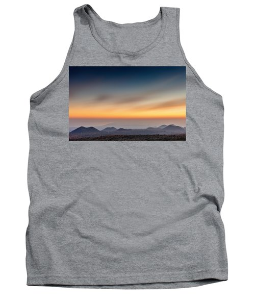 Sunset Over The Gulf Tank Top