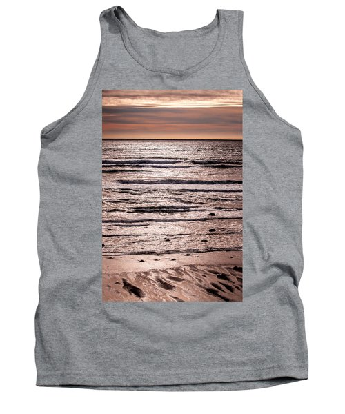 Sunset Ocean Tank Top by Roxy Hurtubise
