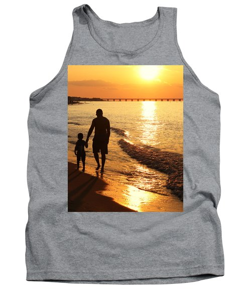 Sunset Stroll Tank Top