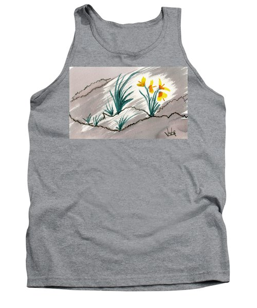 Sunshine From Darkness Tank Top