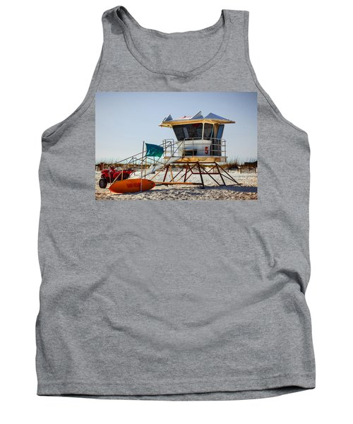 Surf Rescue Tank Top