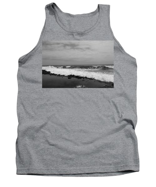 Surf Rolling In  Tank Top