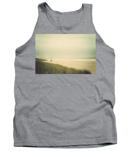 Surf's Up Seaside Park New Jersey Tank Top