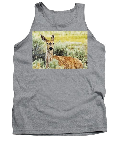 Tank Top featuring the photograph Surround Sound by Belinda Greb