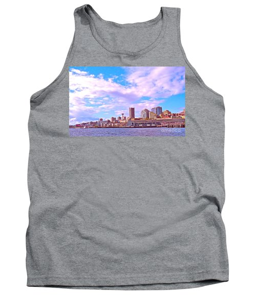 Sweet Seattle Tank Top by Gem S Visionary