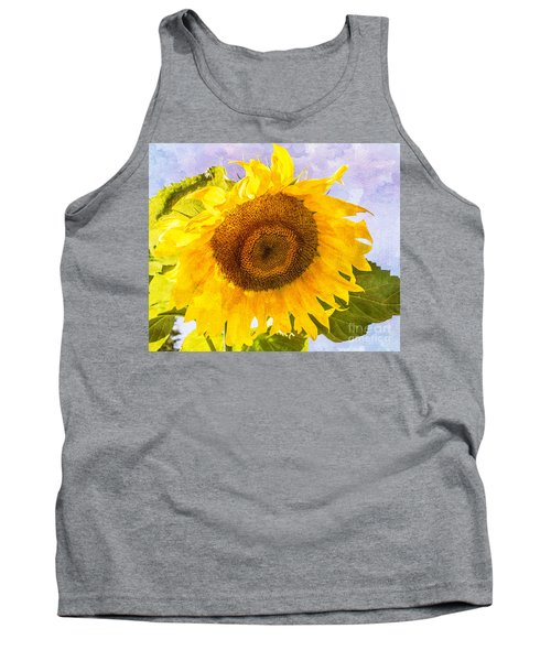 Sweet Sunflower Tank Top