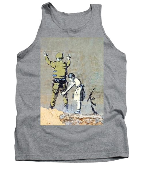 Switch Roles Tank Top