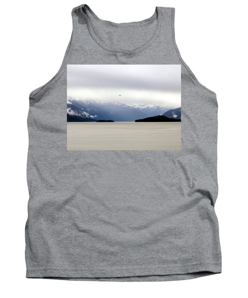Tank Top featuring the photograph Take Flight by Jennifer Wheatley Wolf