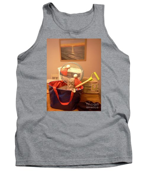 Take Me To The Beach Tank Top by Stacy C Bottoms