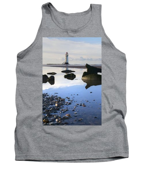 Talacer Abandoned Lighthouse Tank Top