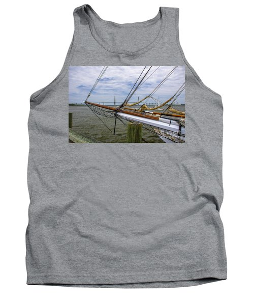 Spirit Of South Carolina Dreaming Tank Top by Dale Powell