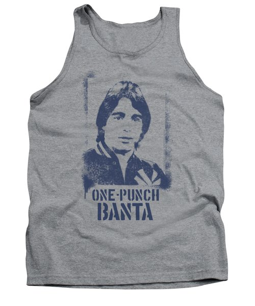 Taxi - One Punch Banta Tank Top