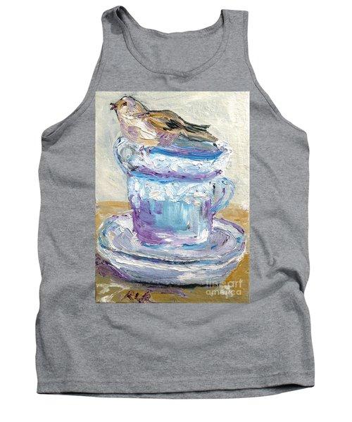 Tea Time  Tank Top