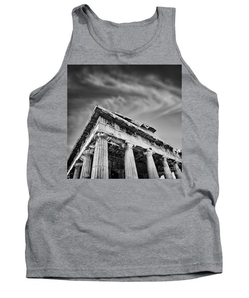 Temple Of Hephaestus- Athens Tank Top