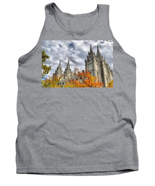 Temple Trees Tank Top