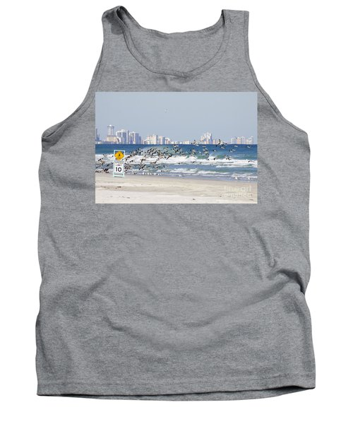 Terns On The Move Tank Top