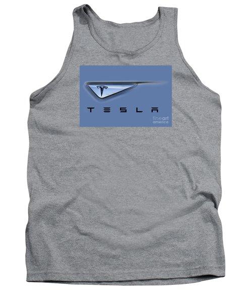 Tesla Model S Tank Top
