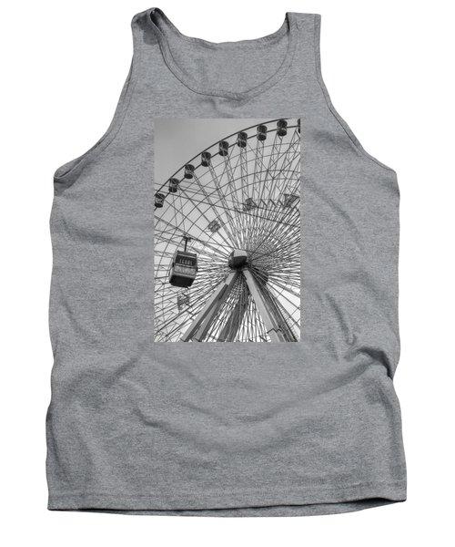 Texas Star Ferris Wheel Tank Top