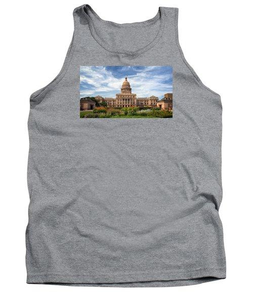 Texas State Capitol II Tank Top