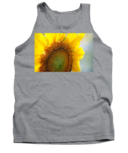 Texas Sunflower Tank Top