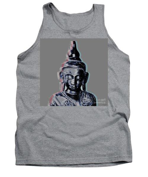 Thai Buddha #2 Tank Top by Jean luc Comperat