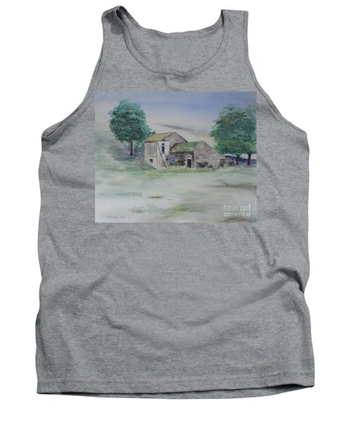 The Abandoned House Tank Top