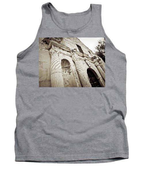 The Alamo Tank Top by Linda Unger