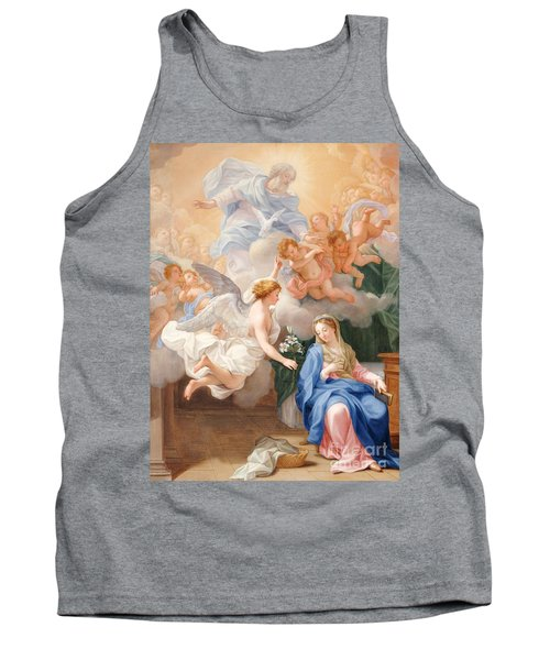 The Annunciation Tank Top
