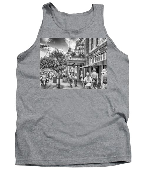 Tank Top featuring the photograph The Bakery by Howard Salmon