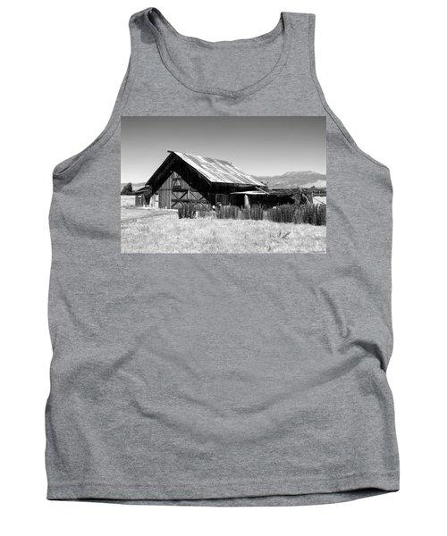 The Barn Tank Top
