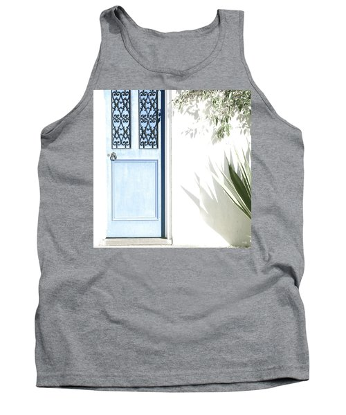 The Blue Door Tank Top by Holly Kempe