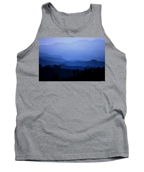 The Blue Hills Tank Top by Matt Harang