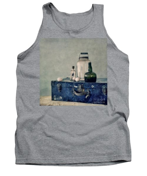 The Blue Suitcase Tank Top