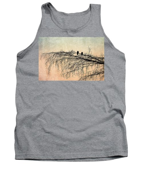 The Branch Of Reconciliation 2 Tank Top by Alexander Senin