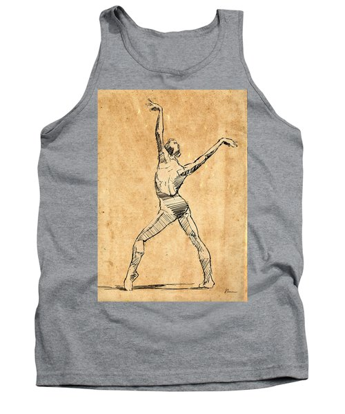 The Button Tank Top