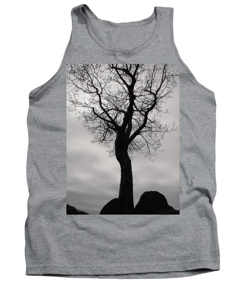 The Chill Of Spring In The Shenandoah Tank Top