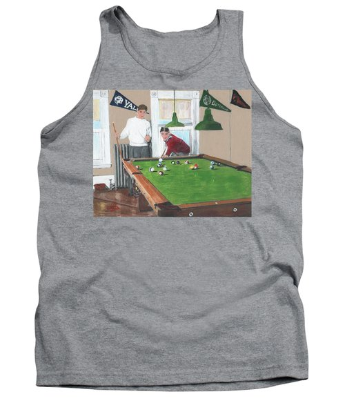 The Club House Tank Top