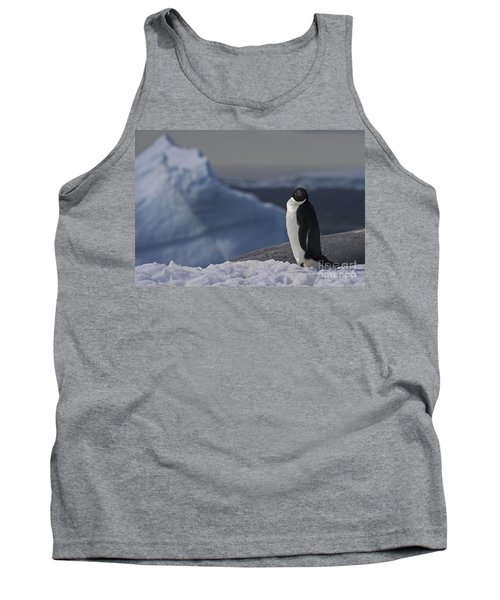 The Coldest Place On Earth... Tank Top