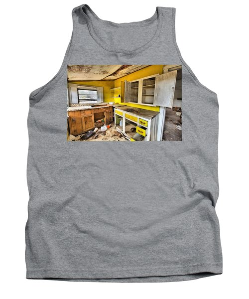 The Cupboard Is Bare Tank Top
