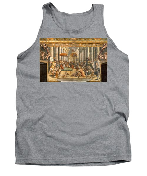 The Donation Of Rome. Tank Top