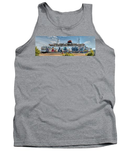 The Duke Of Graffiti Tank Top