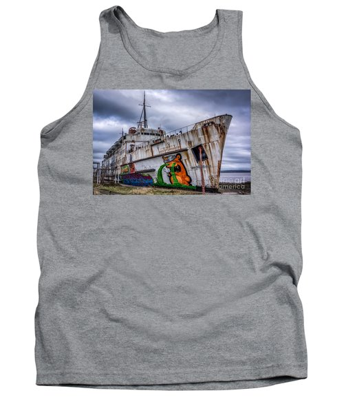 The Duke Of Lancaster Tank Top by Adrian Evans