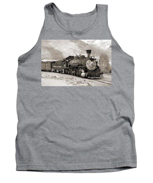 The Durango And Silverton Tank Top