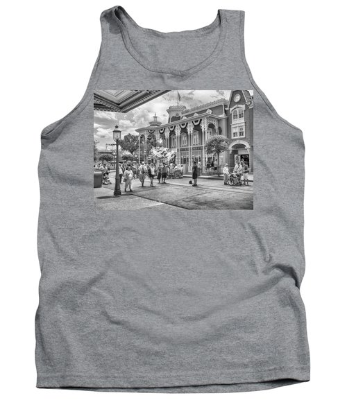 Tank Top featuring the photograph The Emporium by Howard Salmon